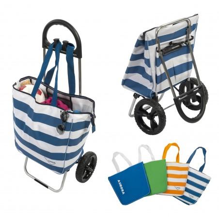 Wózek plażowy Positiano firmy Aurora
