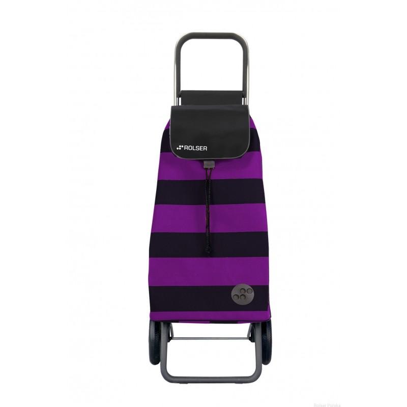 Wózek na zakupy Rolser PLEGAMATIC Original MF Azul