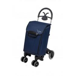 Wózek torba na zakupy 4 kołowy Forza 6 Click firmy Aurora