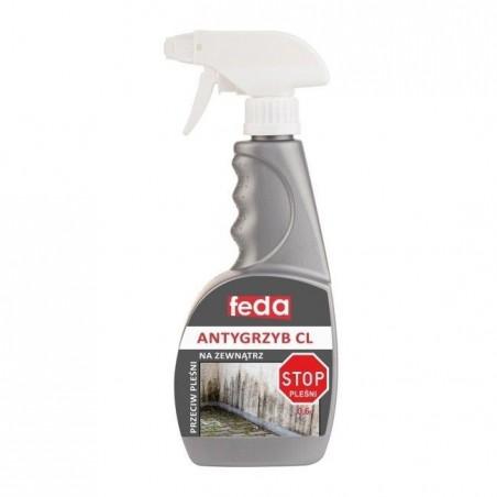Anty-grzyb preparat przeciw pleśni Feda