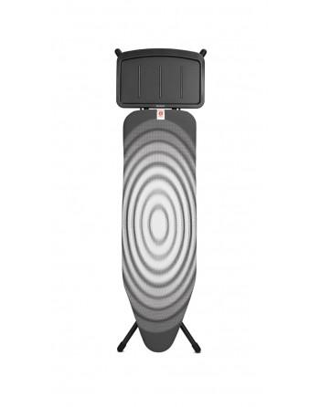 Deska do prasowania 124x38cm B Titan Oval 101083
