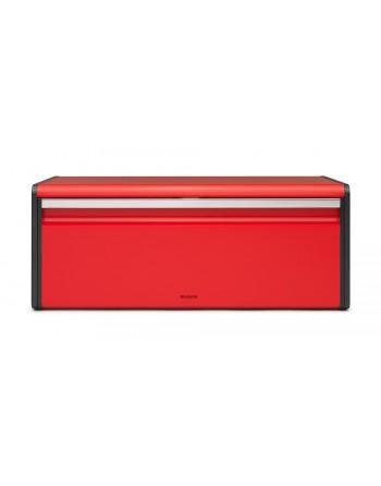 Chlebak prostokątny czerwony 484025